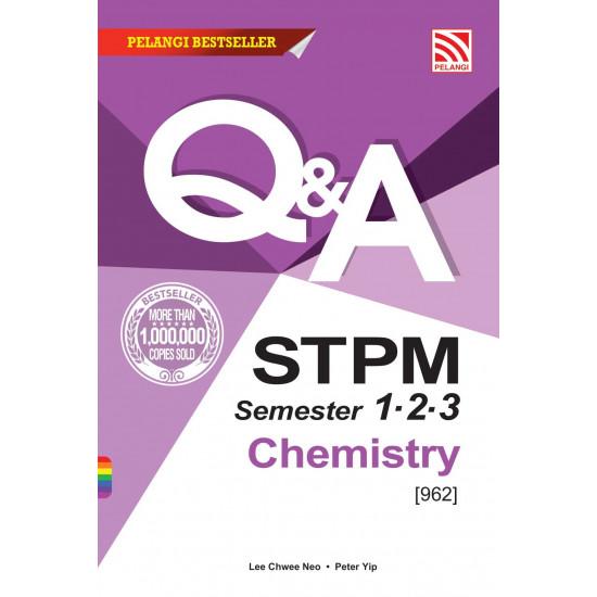 Q and A STPM 2022 Chemistry Term 1-3