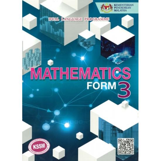 Textbook Mathematics Form 3 (DLP)