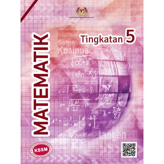 Buku Teks Matematik Tingkatan 5