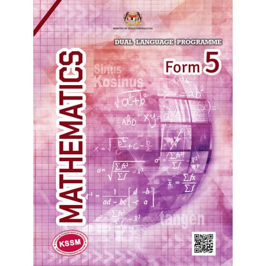 Buku Teks Form 5 Mathematics DLP