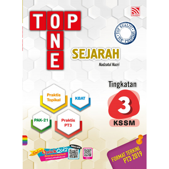 Top One 2020 Sejarah Tg 3