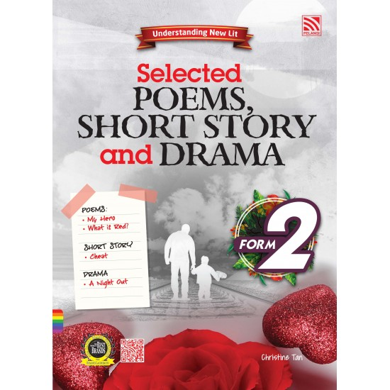 UNL Selected Poems, Short Story and Drama - Form 2