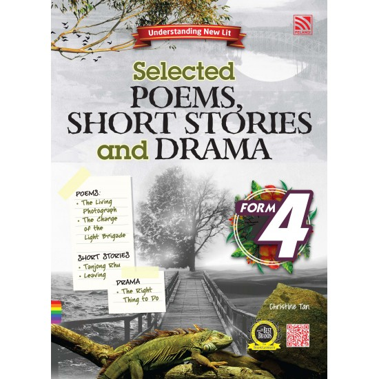 UNL Selected Poems, Short Story and Drama - Form 4