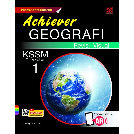 Achiever KSSM Geografi Tg 1
