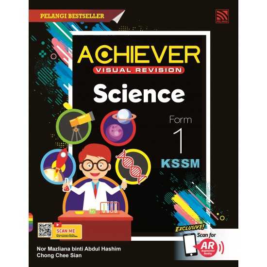 Achiever 2019 Science F1 ( BI Version )