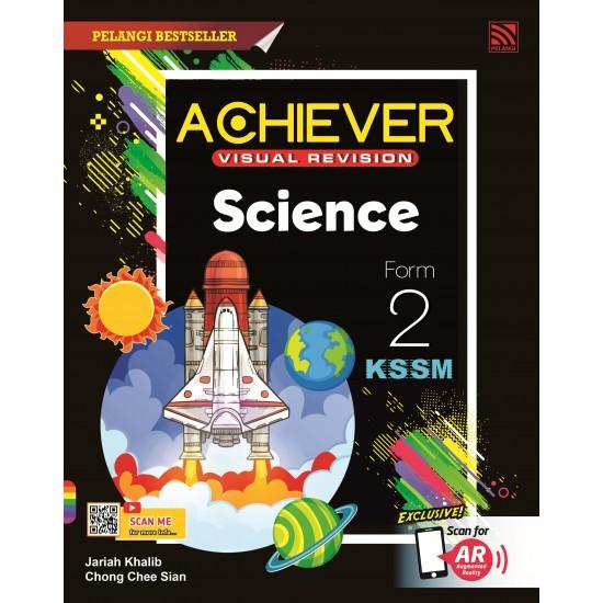 Achiever PT3 2019 Science Form 2