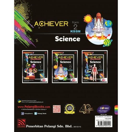 Achiever 2019 Science F2 ( BI Version )