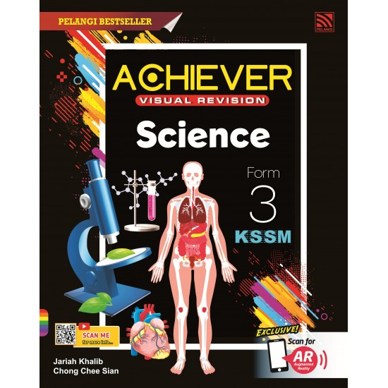 Achiever KSSM 2019 Science Form 3 ( BI Version )