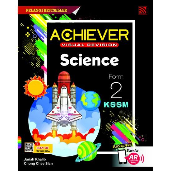Achiever PT3 2018 Sains Tg 2