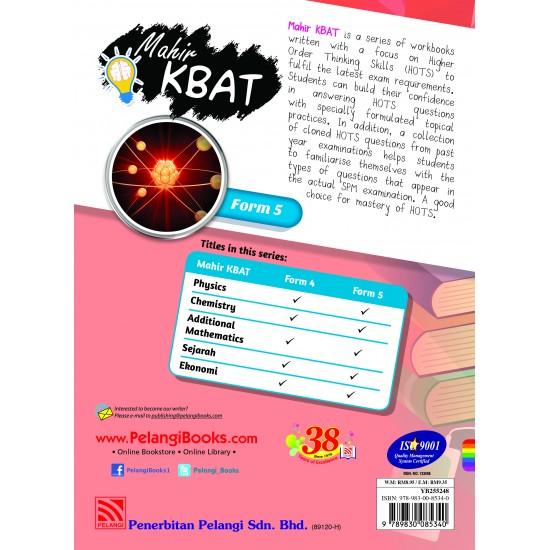 Mahir KBAT Physics Tg 5