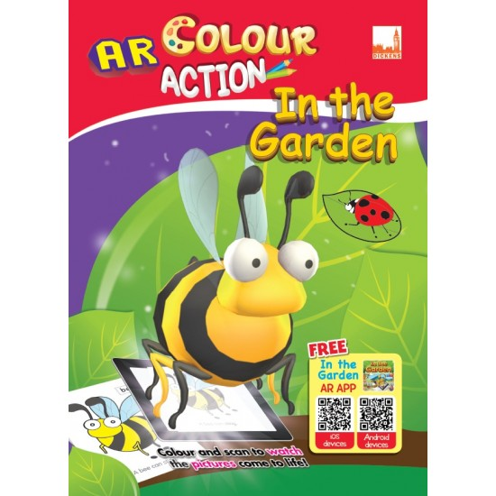 AR Colour Action - In The Garden