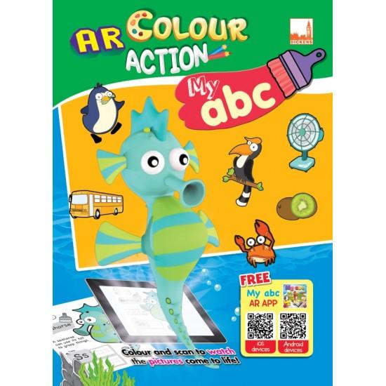 AR Colour Action (Dickens) - My Abc