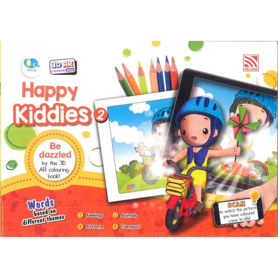 Happy Kiddies 2 (with Augmented Reality AR)
