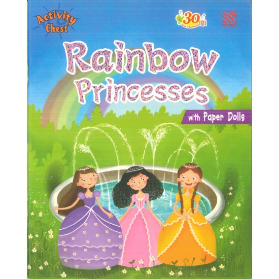 Activity Chest: Rainbow Princesses