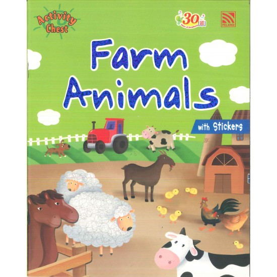 Activity Chest: Farm Animals
