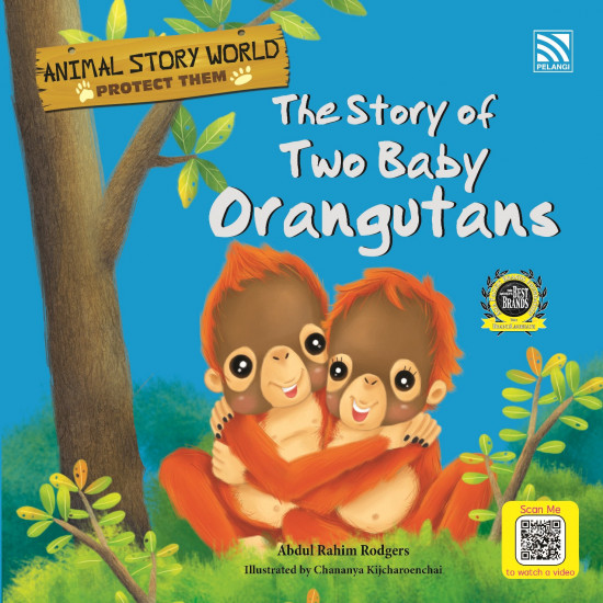 Animal Story World-Protect Them(The Story Of 2 Baby Orgutans