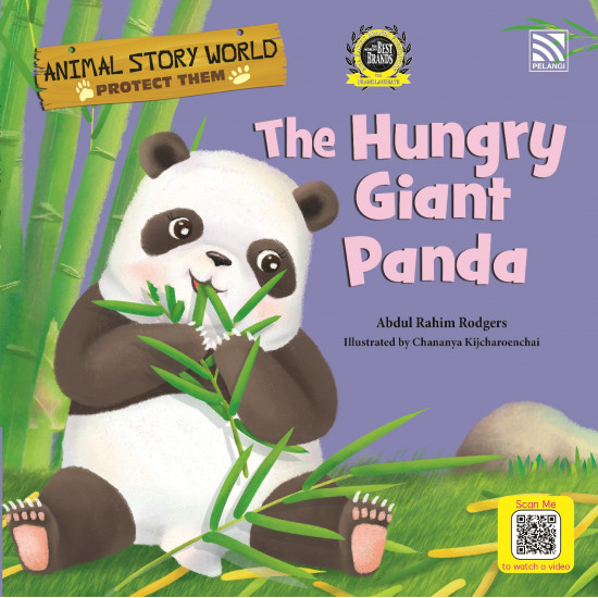 The Hungry Giant Panda