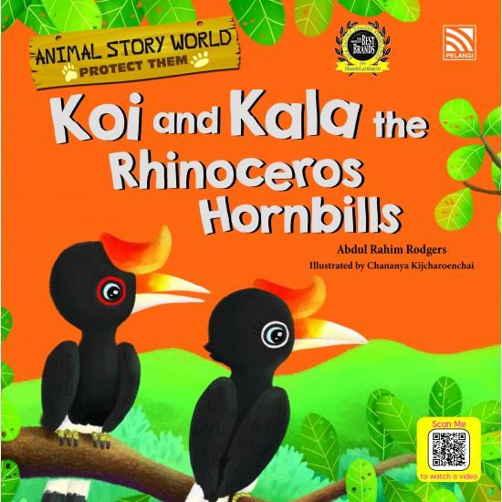 Animal Story World-Protect Them(Koi&Kala D Rhinoceros Horbi)