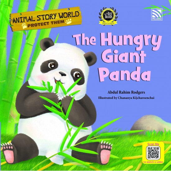 Animal Story World-Protect Them (The Hungry Giant Panda)