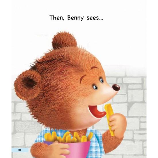 Animal Storyhouse: Benny Bear the Litterbug