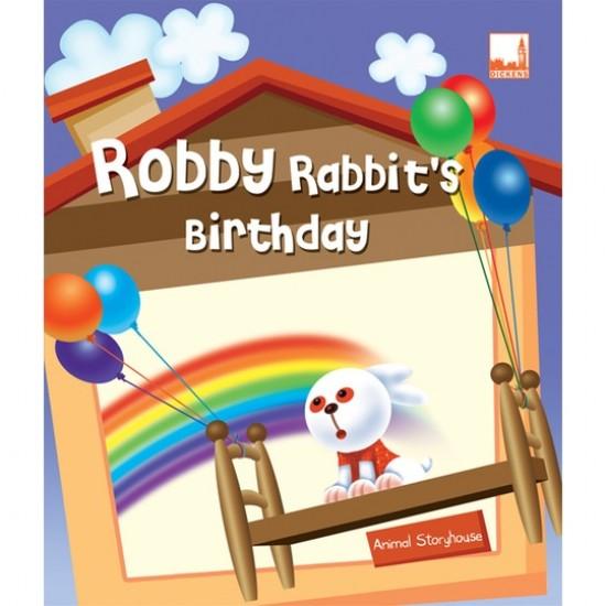 Animal Storyhouse: Robby Rabbit's Birthday