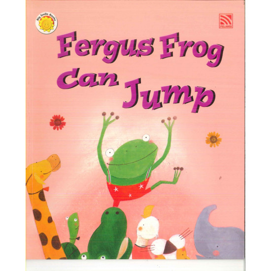 Big Smile Books: Fergus Frog Can Jump