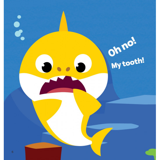 Baby Shark Storybook Series: Baby Shark and the Tooth Fairy