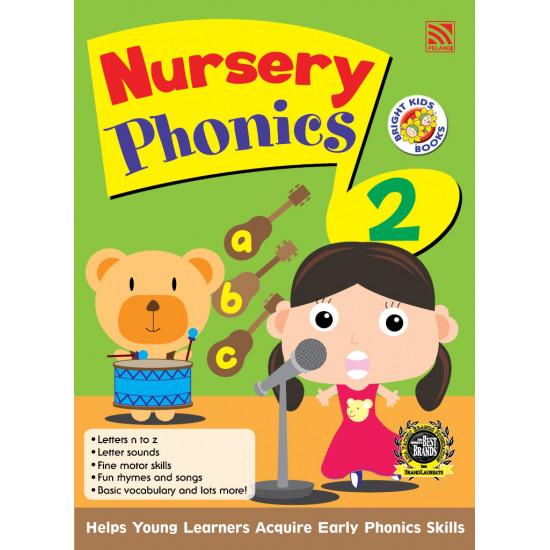Bright Kids Books- Nursery Phonics 2