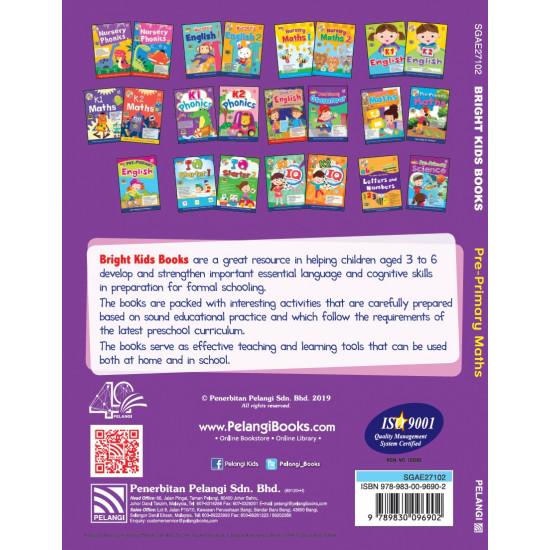 Bright Kids Books - Pre Primary Maths