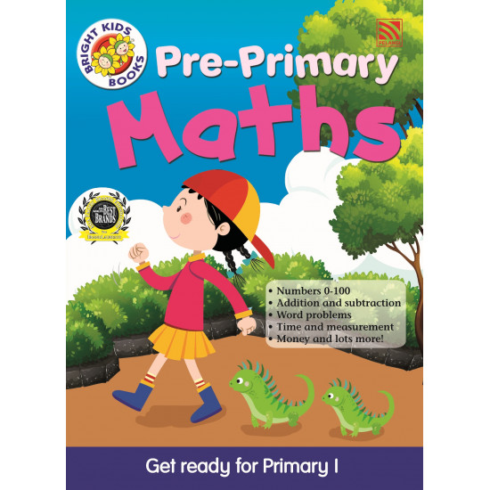 Bright Kids: Pre Primary Maths