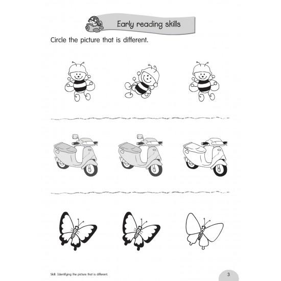 Bright Kids Books - Nursery English 1