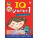 Bright Kids Books - IQ Starter 1 For Nursery Learners