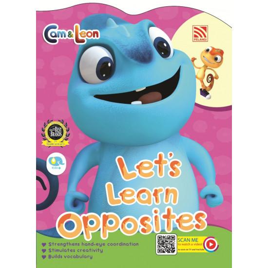 Cam & Leon- Let's Learn Opposites
