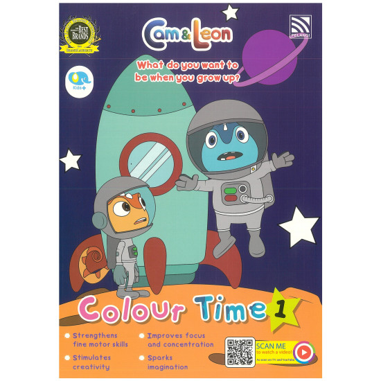 Cam & Leon - Colour Time 1