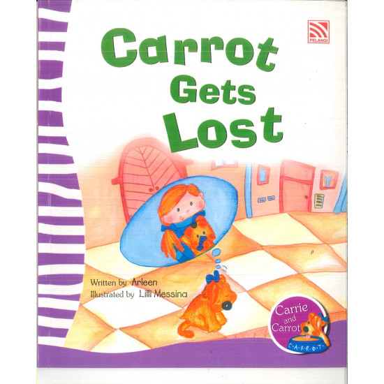 Carrie and Carrot: Carrot Gets Lost
