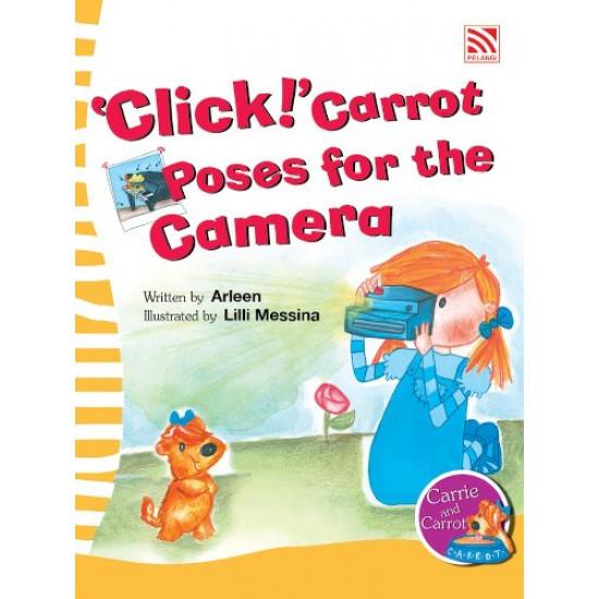 'Click!' Carrot Poses for the Camera (e-Book)