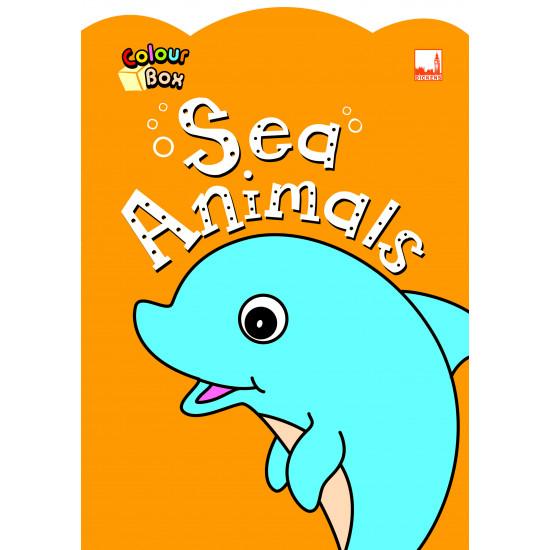 Colour Box- Sea Animals