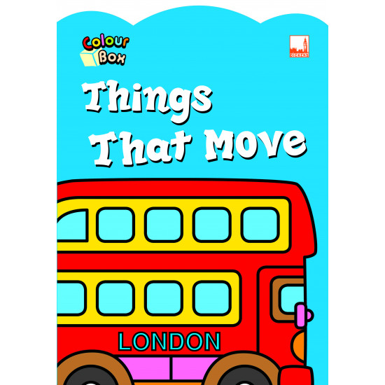 Colour Box- Things That Move