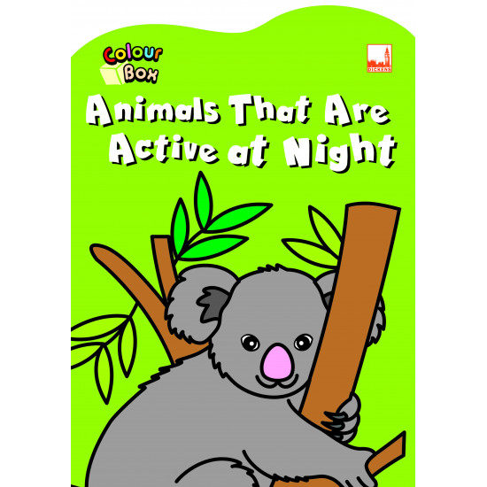 Colour Box- Animals That Are Active at Night