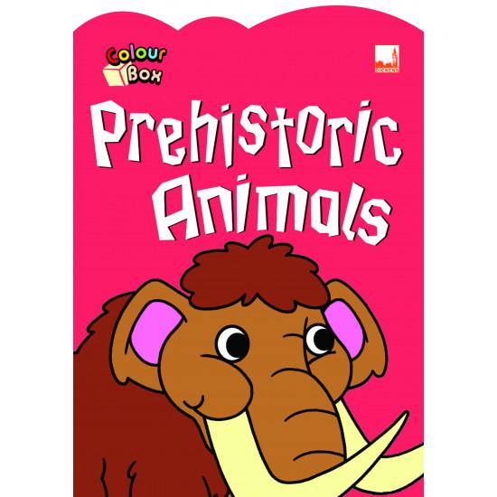 Colour Box- Prehistoric Animals