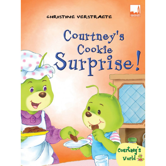 Courtney's Cookie Surprise! (e-Book)