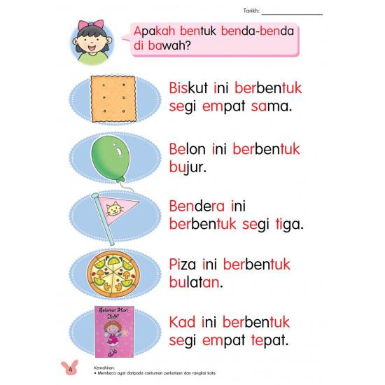 Focus Kids - K2 Bahasa Malaysia Prasekolah 2