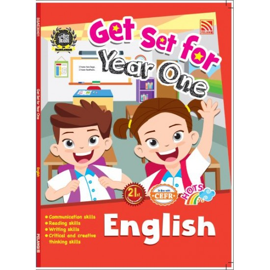 Get Set For Year One English