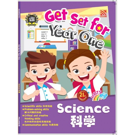 Get Set For Year One Science