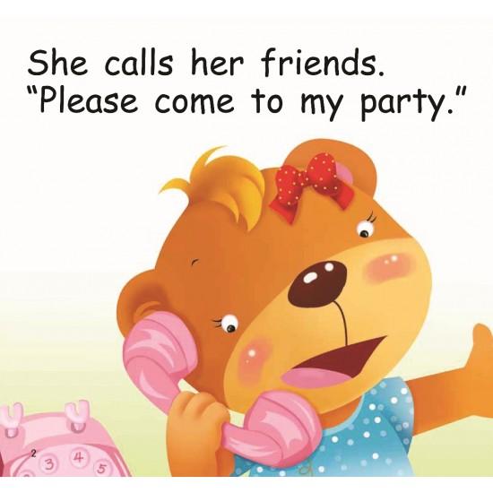 HI, FRIENDS - BOBO BEAR'S BIRTHDAY