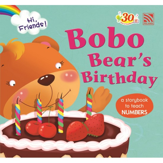 Bobo Bear's Birthday (e-Book)