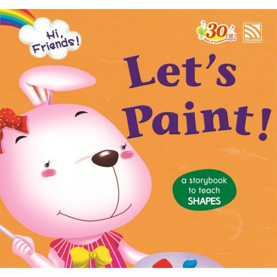 Let's Paint (e-Book)