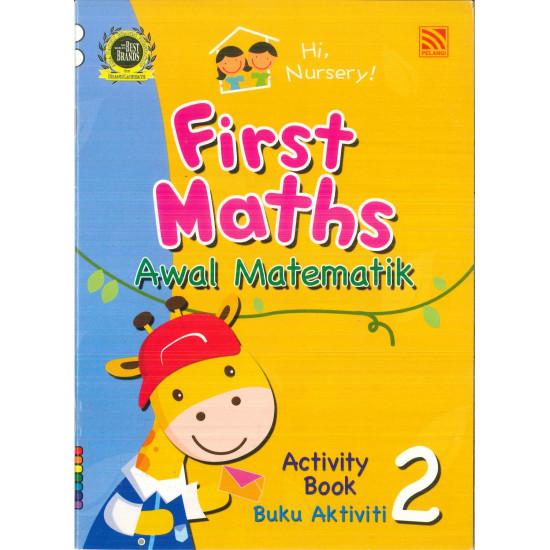 Hi! Nursery - Maths and Science Set (7 in 1)