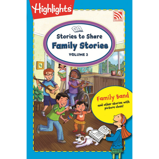 Highlights On The Go - Family Stories Vol. 3