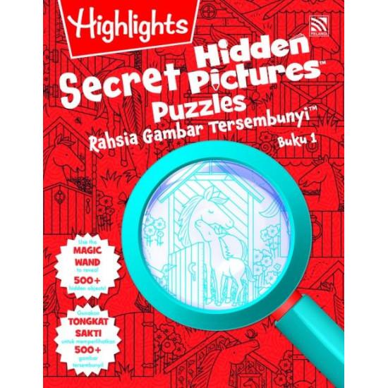 SECRET HIDDEN PICTURES PUZZLES-RAHSIA GAMBAR TERSEMBUNYI V.1